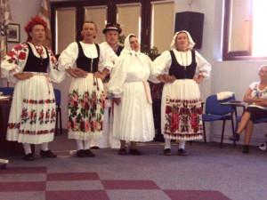 Kolegij plesa, demonstratori iz Garešničkog kraja