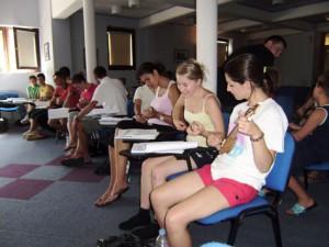 Predavanje o tamburi samici