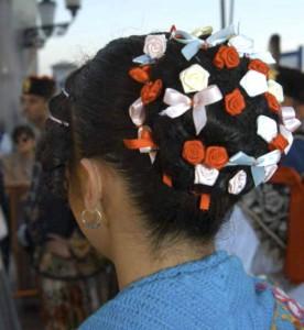 Tradicijska frizura Susak