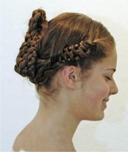 Etno frizura