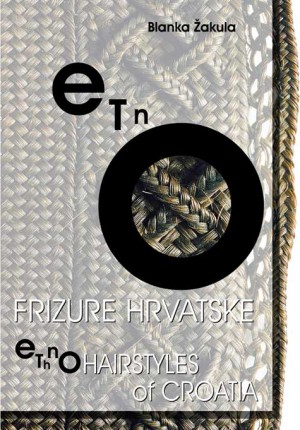Fotomonografija Etno frizure Hrvatske naslovnica