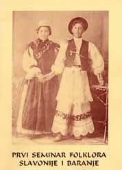1 Seminar folklora Slavonije Baranje i Srijema