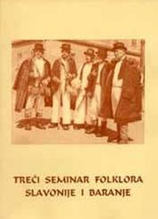 3 Seminar folklora Slavonije i Baranje
