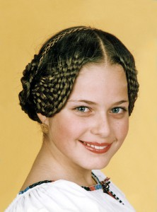 tradicijska frizura