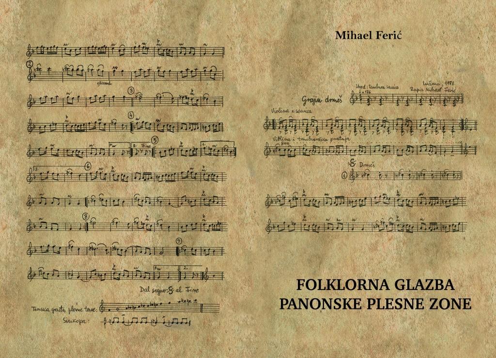 Folklorna glazba Panonske plesne zone