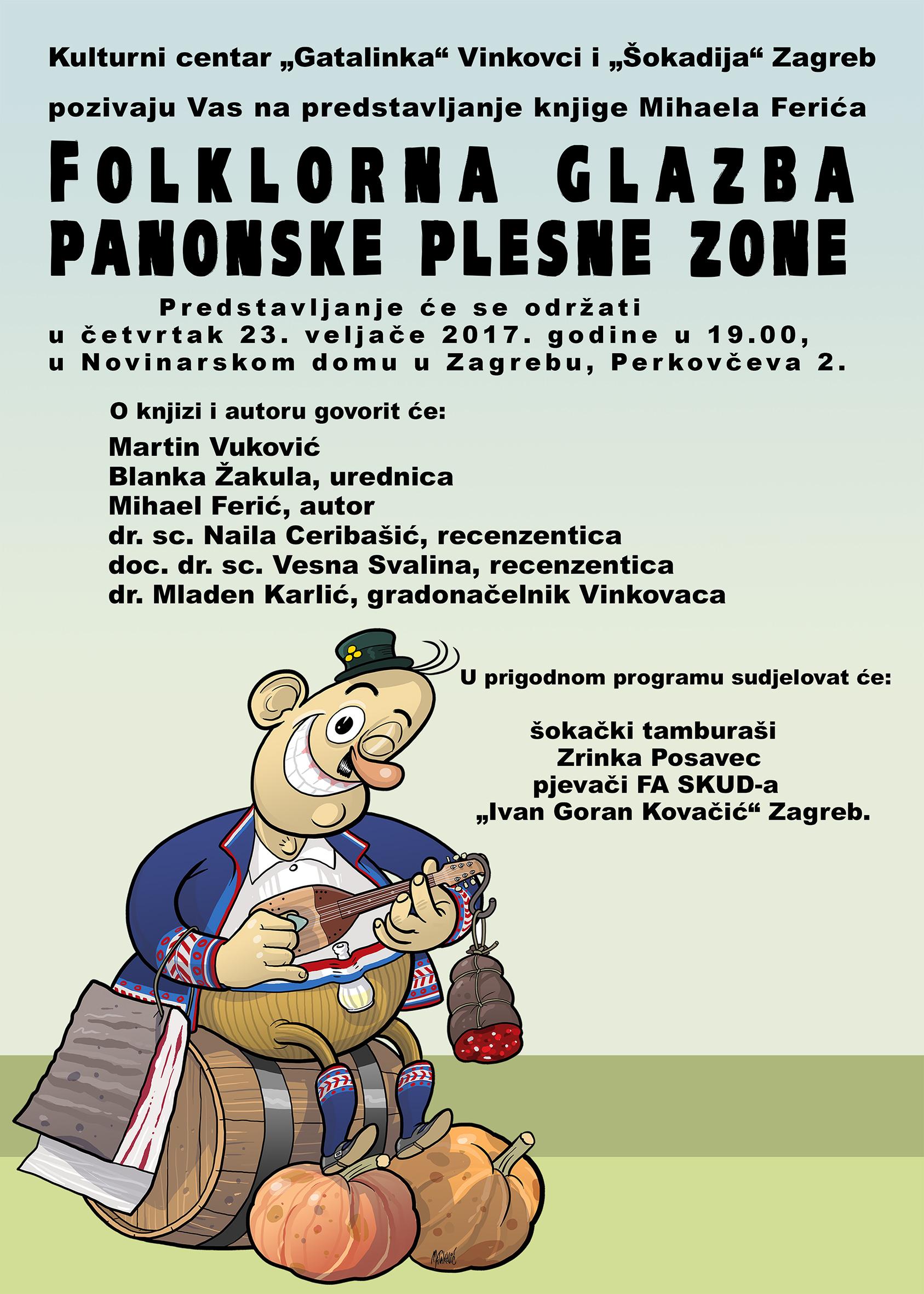 Gatalinka- Pozivnica- Folkglazba