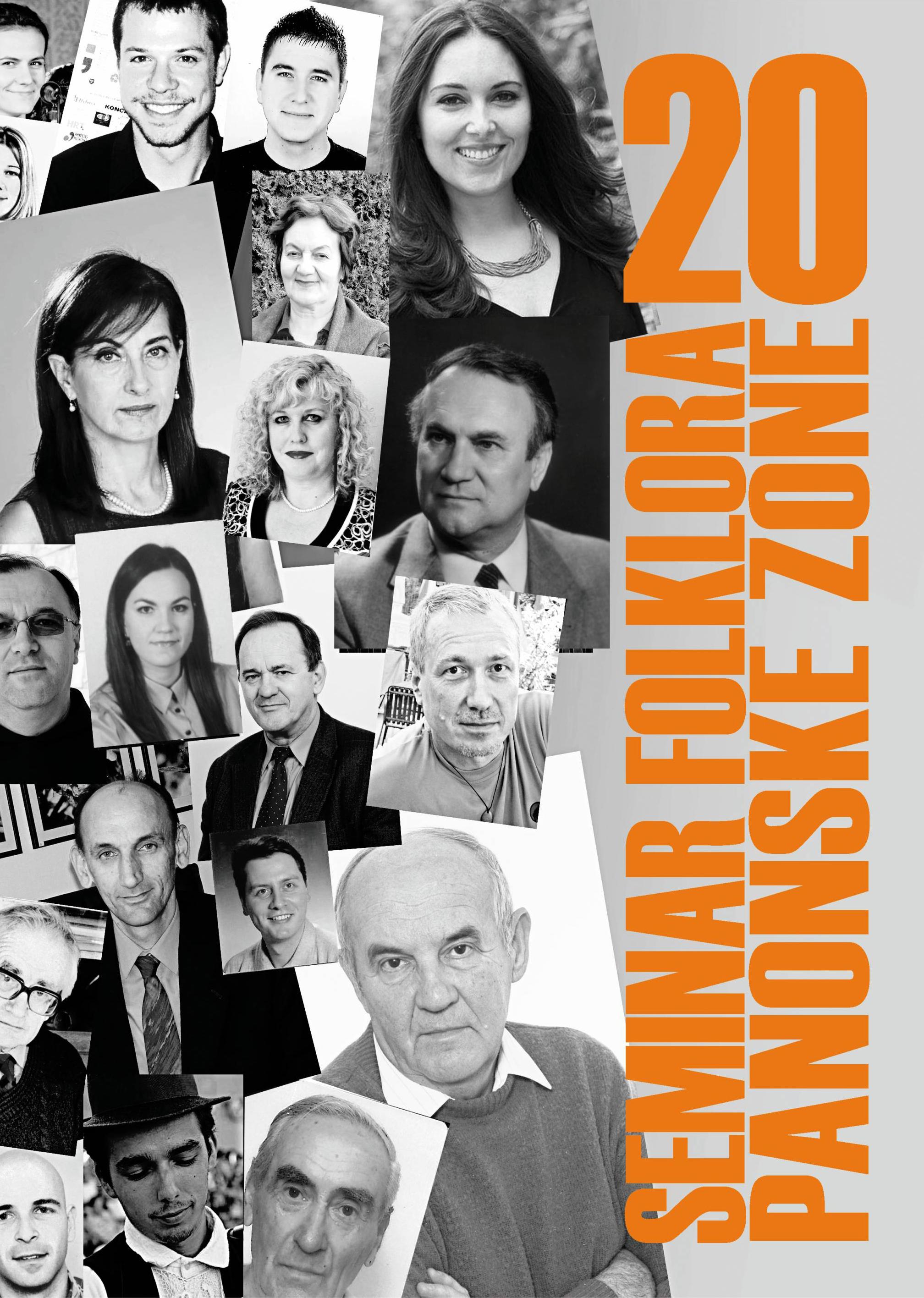 Zbornik Seminara folklora Panonske zone 20